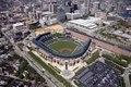 Aerial, Camden Yards Stadium, Baltimore, Maryland LCCN2010630835.tif