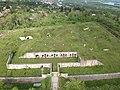 Aerial photograph of batterie de Sermenaz - Neyron - France (drone) - May 2021 (15).JPG
