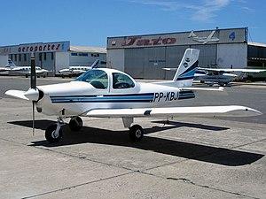 Embraer - Aerotec A-122 Uirapuru