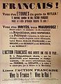 Affiche action francaise années 1930.jpg