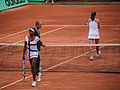 Agnieszka Radwanska (POL) def. Venus Williams (USA) (7305640444).jpg