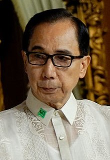 Agriculture Acting Secretary William Dar - 2019 (cropped).jpg