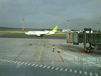 AirBaltic plane at Riga airport.jpg