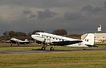 Air Atlantique G-AMPY Douglas C47 Coventry (33332469236).jpg