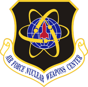 Air Force Nuclear Weapons Center - Air Force Nuclear Weapons Center emblem
