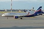Airbus A320-214(w) 'VP-BCB' Aeroflot Russian Airlines (24787683837).jpg