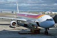 EC-KZI - A346 - Iberia