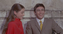 Romina Power e Al Bano in Nel sole (1967)