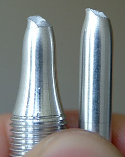 Ductility The most ductile material is platinum.