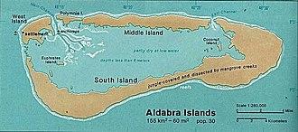 Aldabra - Image: Aldabra islands seychelles 76