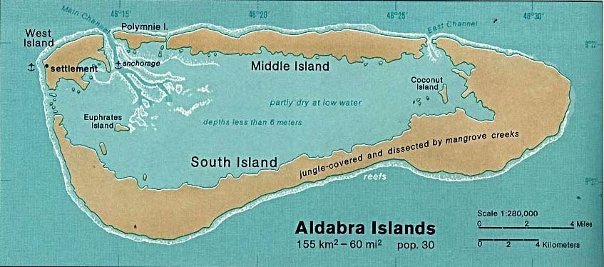 Aldabra islands seychelles 76