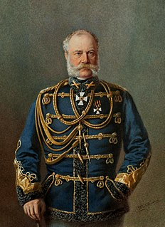 Russian Field Marshal and advisor to Tsar Alexander II