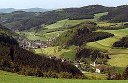 """Alertshausen - Aufnahme vom """"Dielen-Berg"""""""