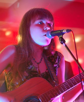 Alessi's Ark - Alessi Laurent-Marke performing with Alessi's Ark
