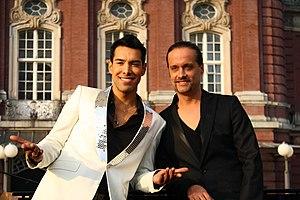 Alex Christensen - Alex Christensen (to the right)