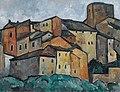 Alexander Kanoldt San Gimignano Studie 1913.jpg