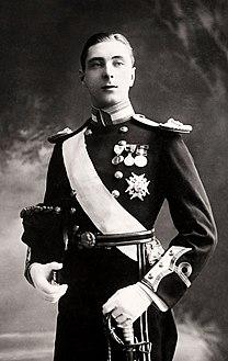 Alexander Mountbatten, 1st Marquess of Carisbrooke British noble