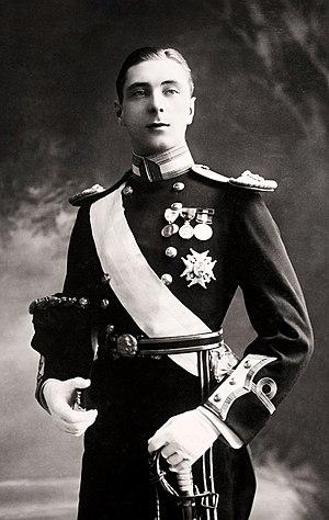 Mountbatten family - Alexander Mountbatten, 1st Marquess of Carisbrooke