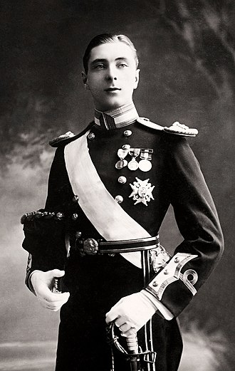 Mountbatten family - Alexander Mountbatten, 1st Marquess of Carisbrooke