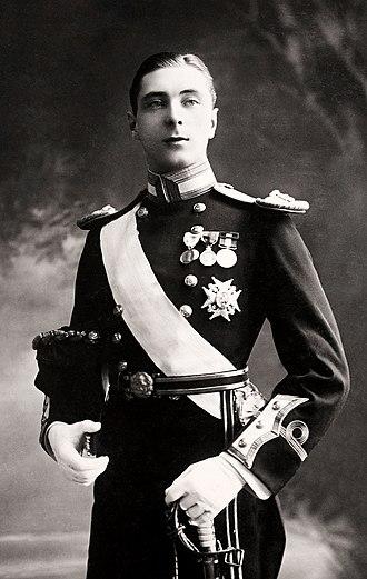 Alexander Mountbatten, 1st Marquess of Carisbrooke - Image: Alexander of Battenberg, Marquess of Carisbrooke
