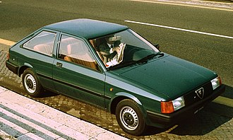 Alfa Romeo Arna - Alfa Romeo Arna three door