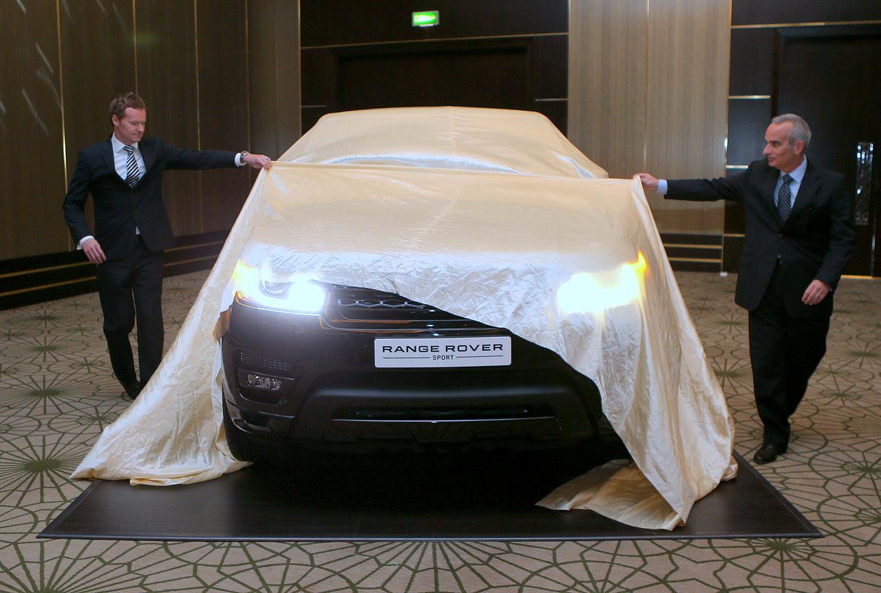 File Alfardan Premier Motors Unveils All New Range Rover