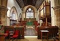 All Saints, Birchington. Kent - Chancel - geograph.org.uk - 1547468.jpg