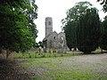 All Saints Church and surrounding churchyard - geograph.org.uk - 1348125.jpg