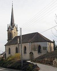 Allenjoie, Temple luthérien 1.jpg