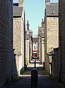 Alley- London Street, Swindon (geograph 2397057).jpg