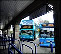 Alnwick, Northumberland ... bus station blues. - Flickr - BazzaDaRambler.jpg