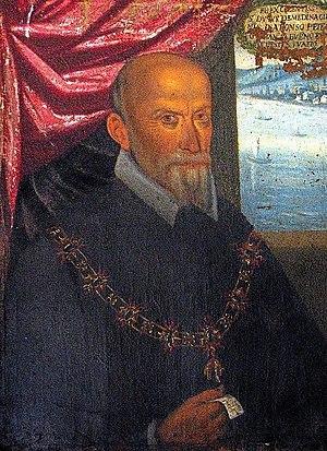 Alonso Pérez de Guzmán, 7th Duke of Medina Sidonia - Image: Alonso Pérez de Guzmán