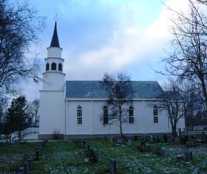 Alta Church - Image: Alta kirke 1