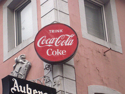 Coca-Cola European Partners - Wikiwand