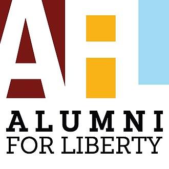 Students for Liberty - Alumni For Liberty Logo