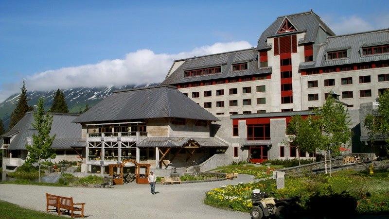 Alyeska Ski Resort near Anchorage, Alaska