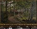 Amaldus Nielsen - Under trærne, Hoven ved Mandal - AN.M.00268 - Munch Museum.jpg