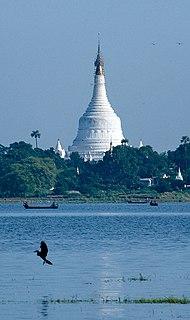 Amarapura Township of Mandalay in Myanmar