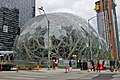 Amazon Spheres from 6th Avenue, April 2017.jpg