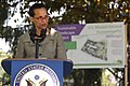 Ambassador Betty E. King Speaking at Inauguration of Native Prairie Meadow.jpg