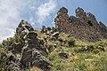 Amberd fortress, in Byurakan, Aragatsotn, Armenia 03.jpg