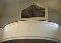 Amberg, Hl. Dreifaltigkeit, Friedhofskirche, Orgel Friedrich Specht.JPG