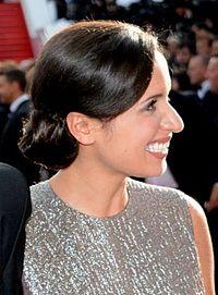 Amelle Chahbi Cannes 2014.jpg