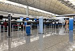 American Airlines check-in counters at VHHH T1 (20180903153029).jpg