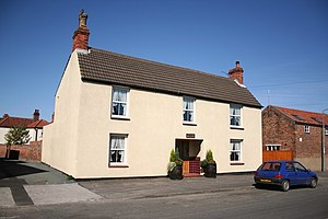 English: Amicable House Former Public House on...