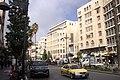 Ammán, ulice krále Faisala V.jpg