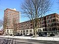 Amsterdam-Noord - Nieuwbouw Dijkmanshuizenstraat.JPG