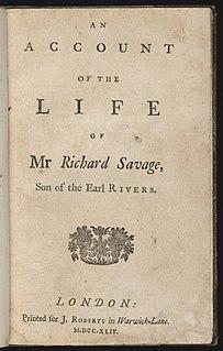 book by Samuel Johnson