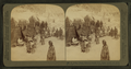 An Arctic Village-Eskimos among, their topeks (tents) and snow, igloo (right), St. Louis, from Robert N. Dennis collection of stereoscopic views.png