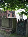 An unusual gate and Tommys in the Kaleyards - geograph.org.uk - 816254.jpg